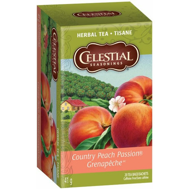 Celestial Seasonings Country Peach Passion Tea