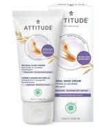 ATTITUDE Sensitive Skin Hand Cream Soothing & Calming Chamomile