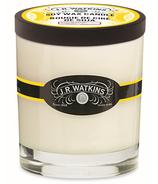 J.R. Watkins Lemon Cream Soy Candle