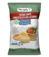 Simply 7 Organic Veggie Chips Orginal