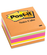 Post-it Notes Neon Cube