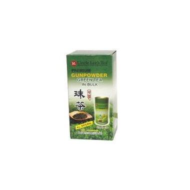 Uncle Lee\'s Premium Loose Leaf Gunpowder Green Tea