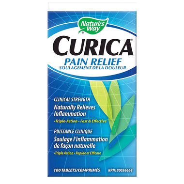 Nature\'s Way Curica Pain Relief