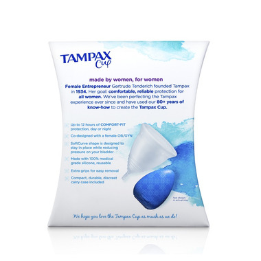 Tampax Regular Flow Menstrual Cup