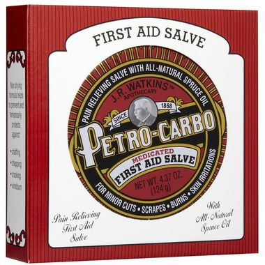 Buy J R  Watkins Petro-Carbo First Aid Salve at Well ca