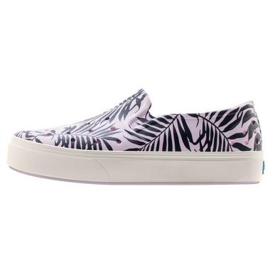 People Footwear Slater Pink Palm & Picket White