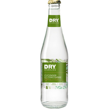DRY Sparkling Cucumber Soda