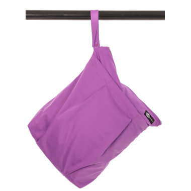 Funky Fluff Double Pocket Wet Bag I Like to Mauve it