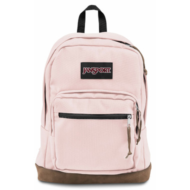 Jansport Right Pack Backpack Pink Blush
