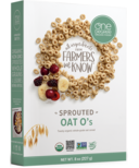 One Degree Oat O's Cereal