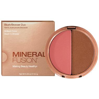 Mineral Fusion Rio Blush Bronzer Duo