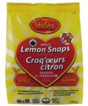 ShaSha Co. Lemon Snaps