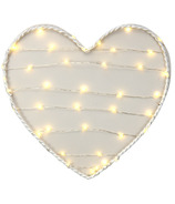 Lambs & Ivy Heart Light Up Wall Decor