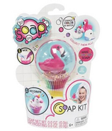Canal Toys So Soap Cupcake DIY Kit Flamingo