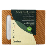 Botanique by Himalaya Purifying Neem & Turmeric Cleansing Bar