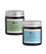 Lavami Lemongrass and Breeze Deodorant Bundle
