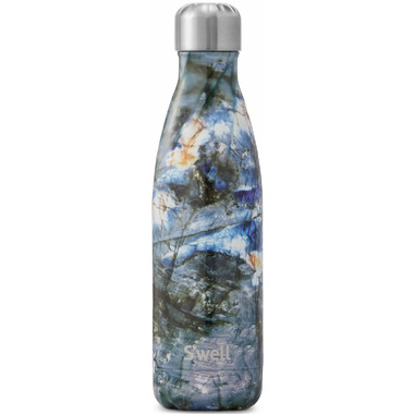 S\'well Elements Collection Stainless Steel Water Bottle Labradorite