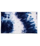 Manduka eQua Hand Towel Camo Navy Tie Dye