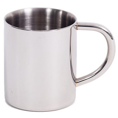 Onyx 8 oz Double Walled Mug