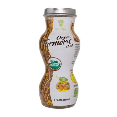 Healthee Sugar Free Organic Tumeric Drink