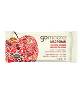 GoMacro MacroBar Apple Cinnamon