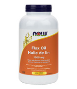 NOW Foods Flaxseed Oil 1000mg