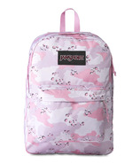 JanSport Black Label Superbreak Backpack Camo Crush