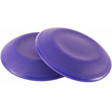 YogaJellies Amethyst Cushioning Pads for Yoga & Joint Support