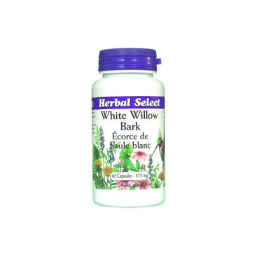 Herbal Select White Willow Bark