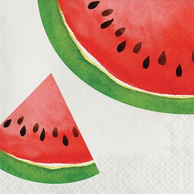 Elise Picnic Luncheon Napkin Watermelon