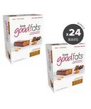 Love Good Fats Peanut Butter Chocolate Snack Bar Bundle