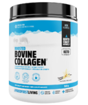 North Coast Naturals Boosted Bovine Collagen French Vanilla