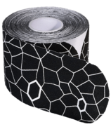 TheraBand Kinesiology Tape Black Print