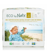 Couches Eco by Naty taille 4