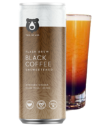 Two Bears Flash Brew Coffee Black