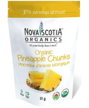 Nova Scotia Organics Organic Pineapple Chunks