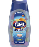 Tums Extra Strength Smoothie Antacid for Heatburn Relief Assorted Fruit