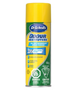 Dr Scholl's Odour Destroyers All day Deodorant Spray Powder