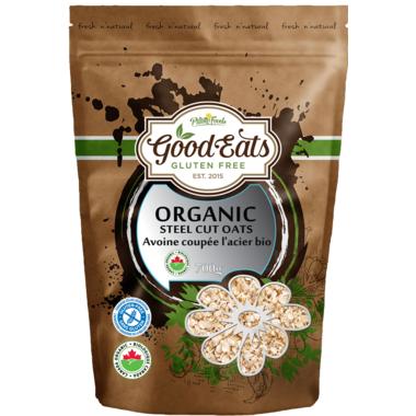 Pilling Foods Good Eats Organic Steel Cut Oats
