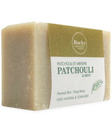 Rocky Mountain Soap Co. Patchouli & Mint Bar Soap
