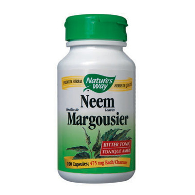 Nature\'s Way Neem Leaves