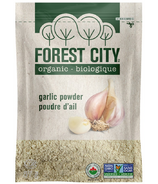 Forest City Organic Garlic Powder