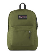 JanSport Black Label Superbreak Backpack New Olive