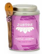 JusTea Loose Leaf Purple Tea Purple Jasmine