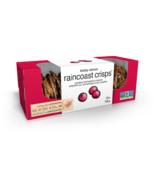 Lesley Stowe Fine Foods Raincoast Crisps Cranberry Hazelnut Crisps