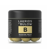 Lakrids B-Passion Fruit Chocolate Coated Liquorice
