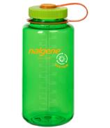 Nalgene 32 Ounce Sustain Wide Mouth Melon Ball