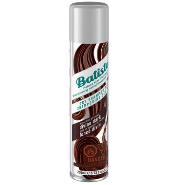 Batiste Dry Shampoo Spray Divine Dark