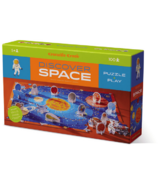 Crocodile Creek Discover Space 100-Piece Puzzle