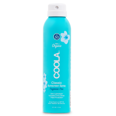 COOLA Classic SPF 50 Spray Fragrance-Free